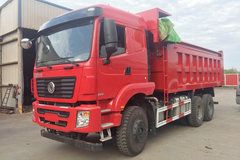 东风新疆 专底系列 400马力 6X4 5.8米自卸车(EQ3250GD5DA)