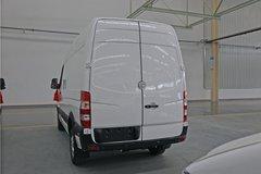 九州 4.5T 6米纯电动封闭厢式运输车 卡车图片