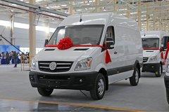 九州 4.5T 6米纯电动封闭厢式运输车