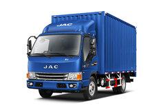 江淮 康铃H3窄体 102马力 3.7米单排厢式轻卡(HFC5040XXYP93K1B4V) 卡车图片