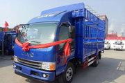 江淮 新康铃H5 156马力 4.18米单排仓栅式轻卡(HFC5043CCYP91K2C2V)