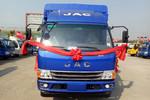 江淮 康铃H6 170马力 4.18米单排仓栅式轻卡(HFC5043CCYP91K9C2V)图片