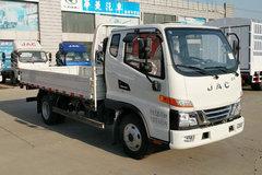 江淮 骏铃V3 快递版 109马力 3.905米排半栏板轻卡(HFC1041P93K4C2V) 卡车图片
