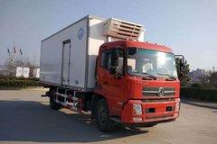 东风 天锦 180马力 4X2 7.6米冷藏车(河南冰熊牌)(BXL5182XLC)