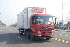 东风 天锦 180马力 6X2 8.6米冷藏车(河南冰熊牌)(BXL5256XLC2)