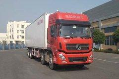 东风 天龙 350马力 8X4 9.4米冷藏车(河南冰熊牌)(BXL5312XLC4)