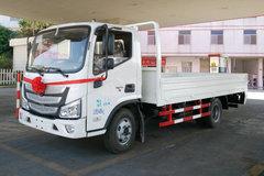 福田 欧马可S1系 131马力 4.18米单排栏板轻卡(BJ1045V9JD6-F2) 卡车图片