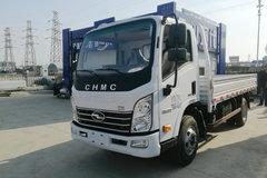 现代商用车 致道300N 快运版 116马力 4.145米单排栏板轻卡(CNJ1040EDF33V) 卡车图片