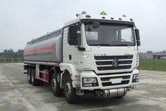 陕汽重卡 德龙新M3000 336马力 8X4 运油车(楚胜牌)(CSC5310GYYS5)