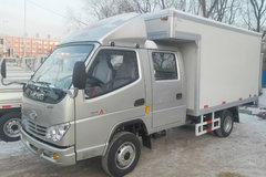 唐骏欧铃 赛菱A7 1.5L 108马力 汽油 3.02米双排厢式微卡(ZB5030XXYBSD0V) 卡车图片