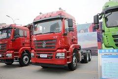 陕汽商用车 轩德X3 轻量化版 440马力 6X4牵引车(SX4250X3L) 卡车图片