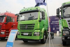 陕汽商用车 轩德X3 轻量化版 440马力 6X4 LNG牵引车(SX4250X3LN) 卡车图片
