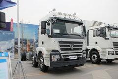陕汽商用车 轩德X3重卡 270马力 6X2 9.8米厢式载货车底盘(SX5260XXYMP5549) 卡车图片