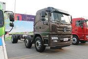 陕汽商用车 轩德X6中卡 轻量化版 220马力 6X2 6.8米栏板载货车(玉柴)(SX1258GP5)