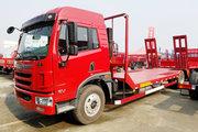 青岛解放 龙V 180马力 4X2 平板运输车(CA5160TPBPK2E5A80)