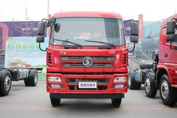 陕汽商用车 轩德X6中卡 轻量化版 180马力 4X2 7.65米厢式载货车(潍柴)(SX5182XXYGP51)