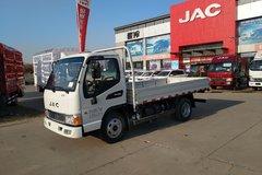 江淮 骏铃E3 102马力 3.7米单排栏板轻卡(HFC1040P93K1B4V) 卡车图片