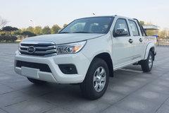 江淮V7 2018款 舒适型 2.0L汽油 147马力 两驱 长轴双排皮卡(4GA3-3D) 卡车图片
