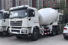 陕汽 德龙F3000 336马力 6X4 4.9方混凝土搅拌车(9档)(SX5250GJBFB384)