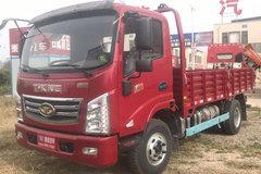 唐骏欧铃 K7系列 129马力 4.05米自卸车(ZB3040UDD6V) 卡车图片