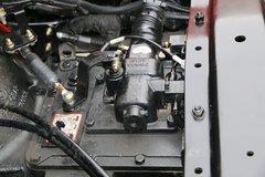 解放 J6F 160马力 3.85米排半仓栅式载货车底盘(8档)(CA5044CCYP40K2L1E5A84)
