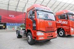 一汽解放 J6M重卡 350马力 4X2牵引车(CA4180P63K2AE5) 卡车图片