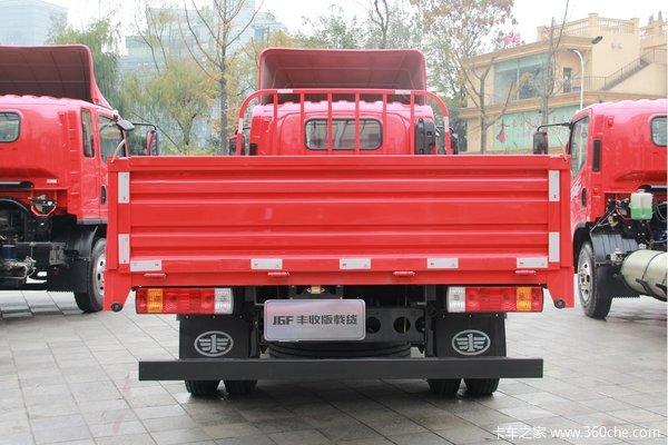 降价促销山西解放J6F载货车仅售8.58万