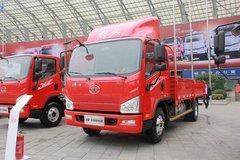 解放 J6F 丰收版 150马力 4.85米排半栏板轻卡(CA1086P40K2L3E5A84) 卡车图片
