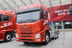 青岛解放 JH6重卡 420马力 6X4牵引车(凸地板)(CA4250P26K2T1E5A80)