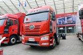 一汽解放 J6P重卡 质惠版 280马力 6X2载货车底盘(CA1250P63K1L6T3A1E5)