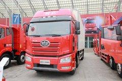一汽解放 J6P重卡 460马力 8X4 9.6米冷藏车(CA5310XLCP66K2L7T4E5) 卡车图片