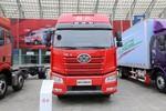 一汽解放 新J6P重卡 350马力 8X4 9.5米仓栅式载货车(CA5310CCYP66K2L7T4E5)图片