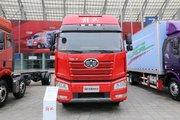 一汽解放 新J6P重卡 重载型 500马力 8X4 9.65米仓栅式载货车(CA5310CCYP66K24L7T4E5)