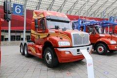 一汽柳特 安捷(L5R)重卡 420马力 6X4牵引车(CA4255K2E5R5T1A92)
