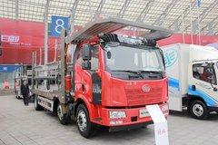 一汽解放 J6L重卡 320马力 6X2 中置轴轿运车(CHX5220TCLA) 卡车图片