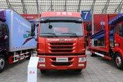 青岛解放 龙VH中卡 180马力 4X2 6.75米栏板载货车(CA1169PK2L2E5A80)