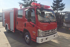 福田 时代H2 115马力 4X2 救险消防车(BJ5073XXH-AD)