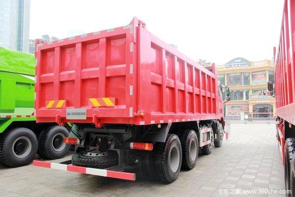 一汽解放 J6L中卡 180马力 4X2 4.5米自卸车(CA3180P62K1L2E5)