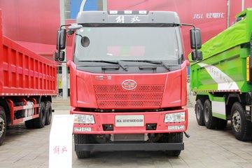 一汽解放 J6L重卡 320马力 8X4 6米自卸车(CA3310P62K1LT4E6)