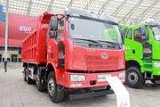 一汽解放 J6L重卡 320马力 8X4 6.2米自卸车(CA3310P63K1LT4E5)