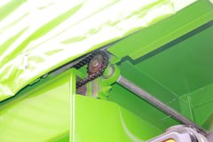 一汽解放 J6P重卡 390马力 8X4 6.5米自卸车(CA3310P66K24L2T4AE5) 卡车图片