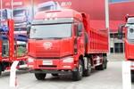 一汽解放 J6P重卡 390马力 8X4 5.6米自卸车(CA3310P66K24L1T4AE5)图片