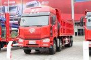 一汽解放 J6P重卡 390马力 8X4 5.6米自卸车(CA3310P66K24L1T4AE5)