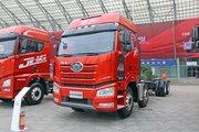 一汽解放 新J6P重卡 南方版 420马力 8X4载货车底盘(CA1310P66K24L7T4E5)