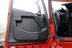 青岛解放 JH6重卡 420马力 8X4 9.5米仓栅式载货车(CA5310CCYP25K2L7T4E5A80)