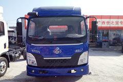 东风柳汽 乘龙L2 115马力 4X2 4.165米排半仓栅式载货车(LZ5040CCYL2AB) 卡车图片