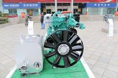锡柴CA6DL3-35E6 350马力 8.6L 国六 柴油发动机
