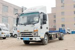 江淮 帅铃i5 4.125米单排厢式纯电动轻卡(HFC5041XXYP73EV1C5)