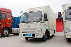 解放 J6F 4.5T 4.2米单排厢式纯电动轻卡(CA5048XXYP40L1BEVA84)