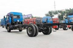青岛解放 龙V 超值版 160马力 4X2 6.75米载货车底盘(CA5169XXYPK2L2E5A80-3) 卡车图片